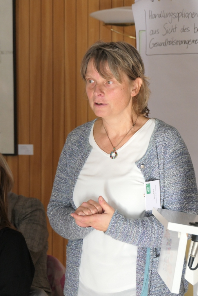 Sandra Boehm AOK