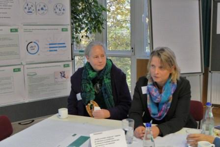 Sandra Boehm AOK Themeninsel Flexibilitaet
